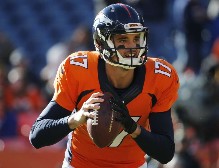Brock Osweiler was the best free agent quarterback available.Browse through these photos to see the best free agents still left as well as updates on where everyone else has signed. Photo: Jack Dempsey, Associated Press