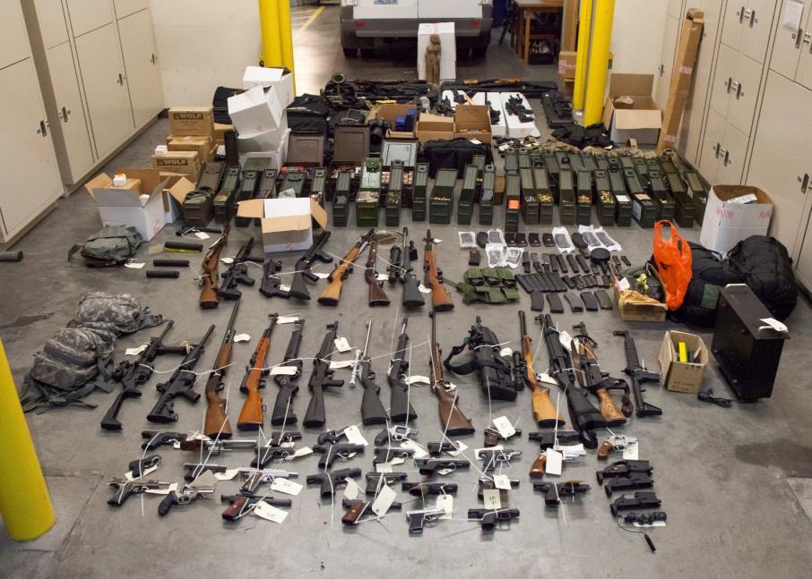 Cops Seize Private Property Drug War