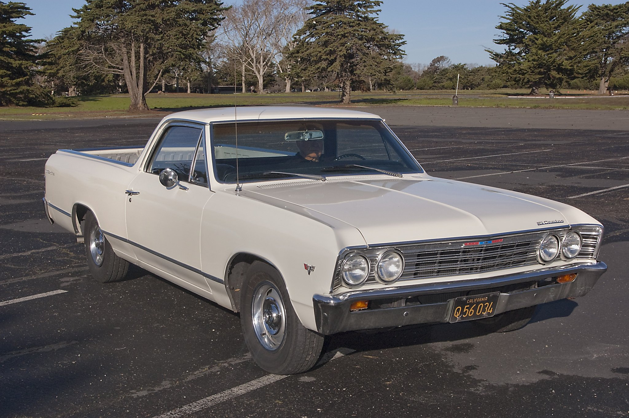 Taking the Chevelle for a daily drive SFGate