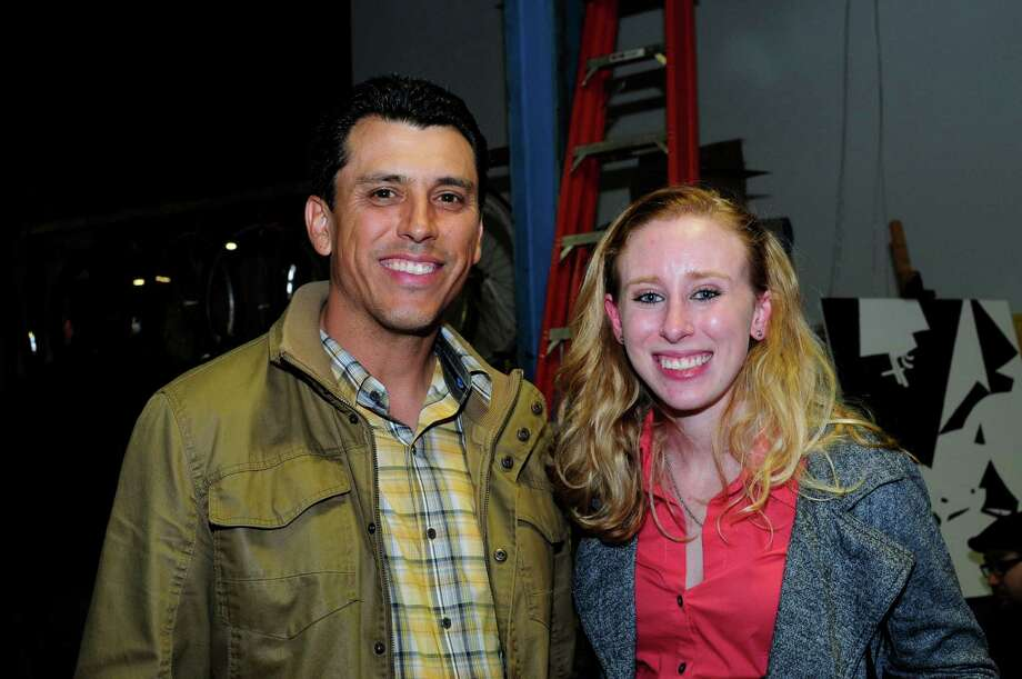Hundreds of San Antonio's urban professionals filled Southtown's Freetail Taproom for the Good People SA Mixer on Tuesday evening. Photo: Brenda Pina
