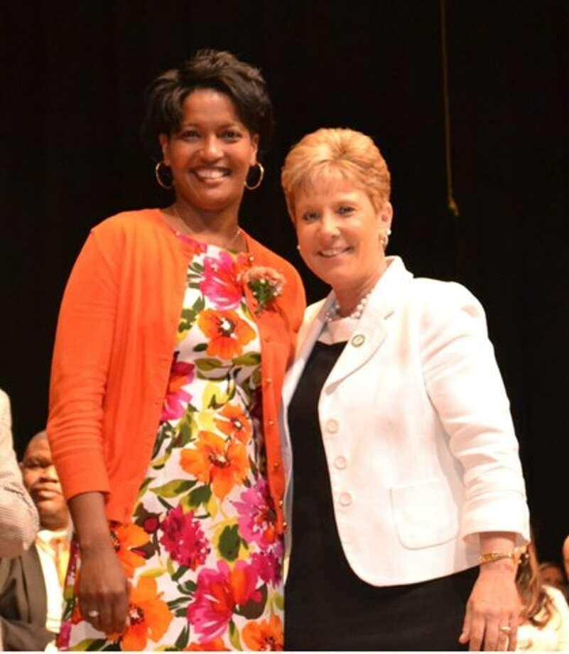 Jahana Hayes, Connecticut 2016 Teacher of the Year Photo: Contributed / Contributed / Connecticut Post