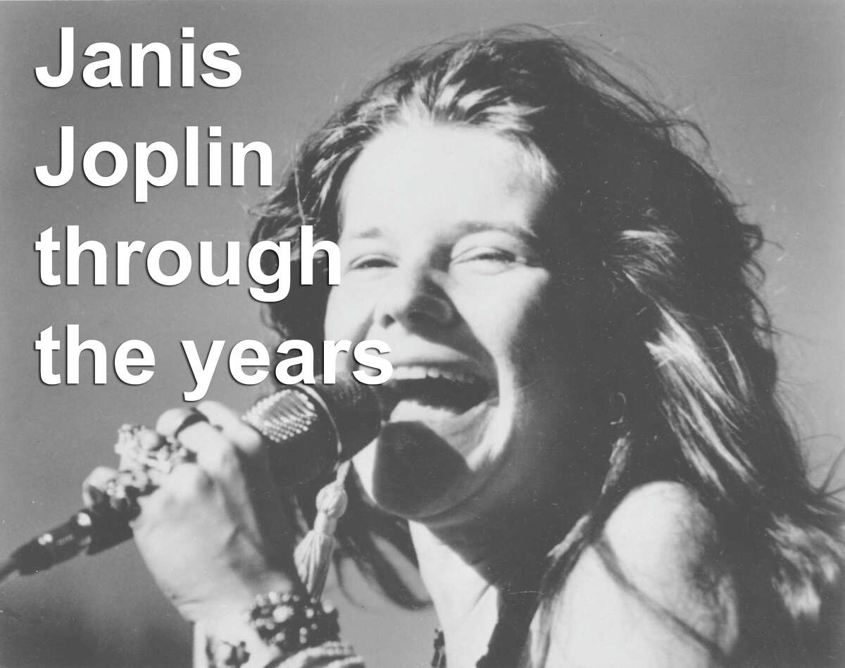 Port Arthur native Janis Joplin has been memorialized through the years for her contribution to rock'n'roll music. Click through the slideshow to see highlights from her career.