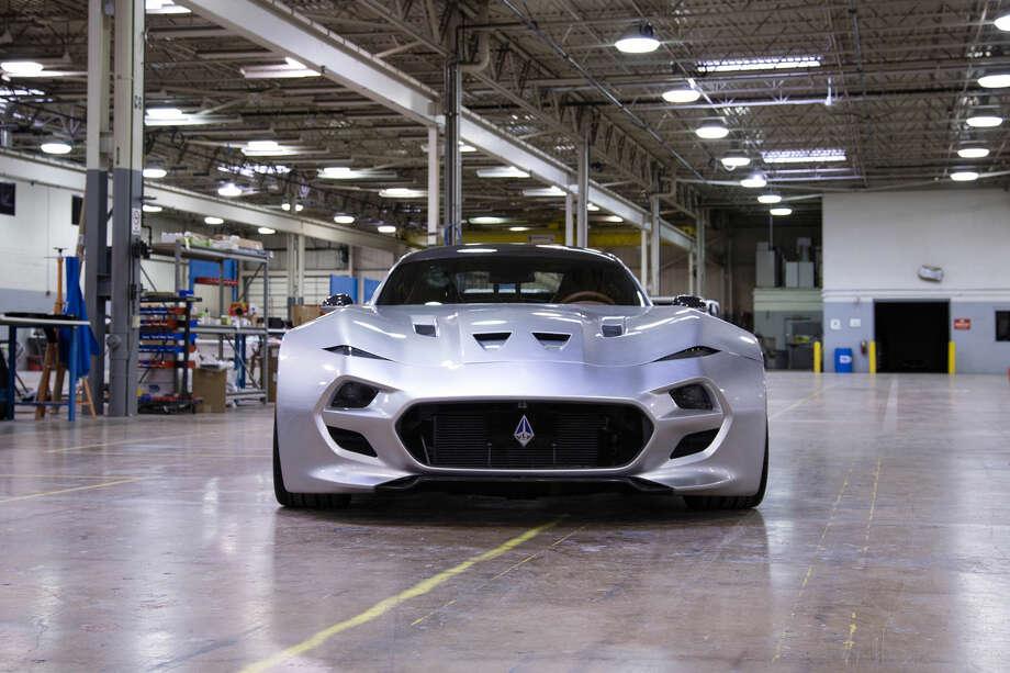 VLF Automotive Force 1 Photo: VLF Automotive