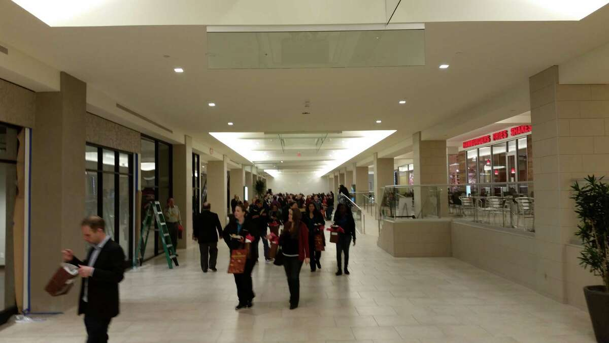 Take a look at the renovated Shops at Rivercenter in the historic Joske's building downtown. The new shopping center opens to the public on Monday, January 18, 2016.