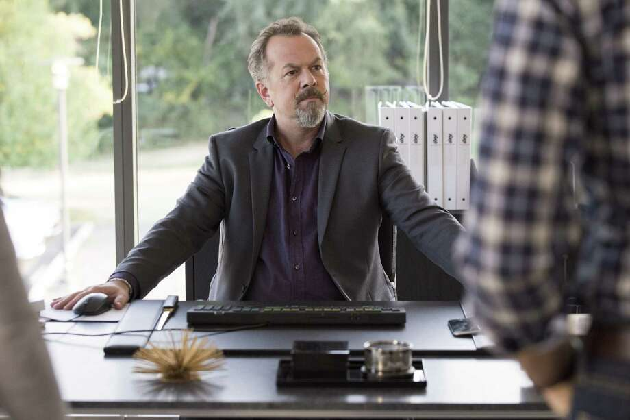 "David Costabile as Mike ""Wags"" Wagner in ""Billions."" Photo: Jeff Neumann / Jeff Neumann / Showtime / Copyright:  2015 Showtime"