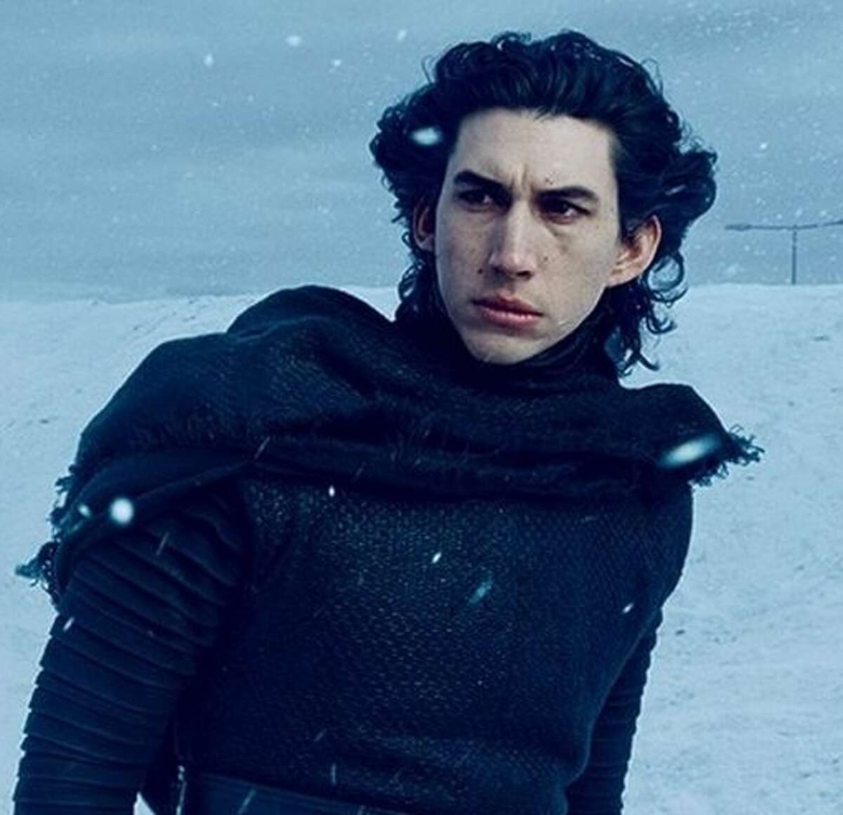 """The """"Emo Kylo Ren"""" parody account describes everything we thought of Adam Driver's portrayal of Kylo Ren."""
