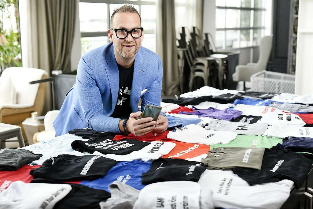 App Launches Quick-Witted T-Shirts - San Francisco Chronicle