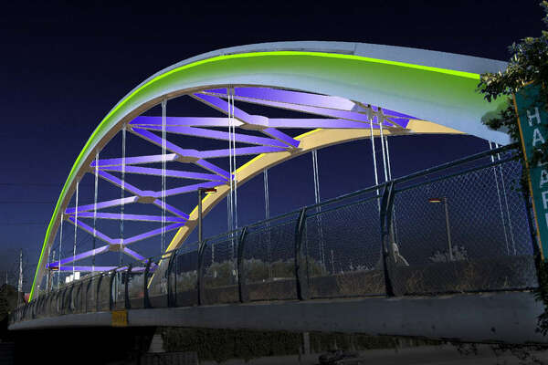 Montrose Bridge Lighting Gets Chance To Shine
