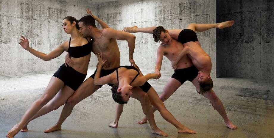 New York-based Oui Danse will make its San Antonio debut at Luminaria. Photo: Courtesy Rosalie O'Connor