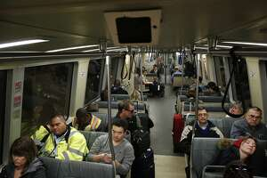 BART admits 77 percent of train cameras are fake or don't work - Photo