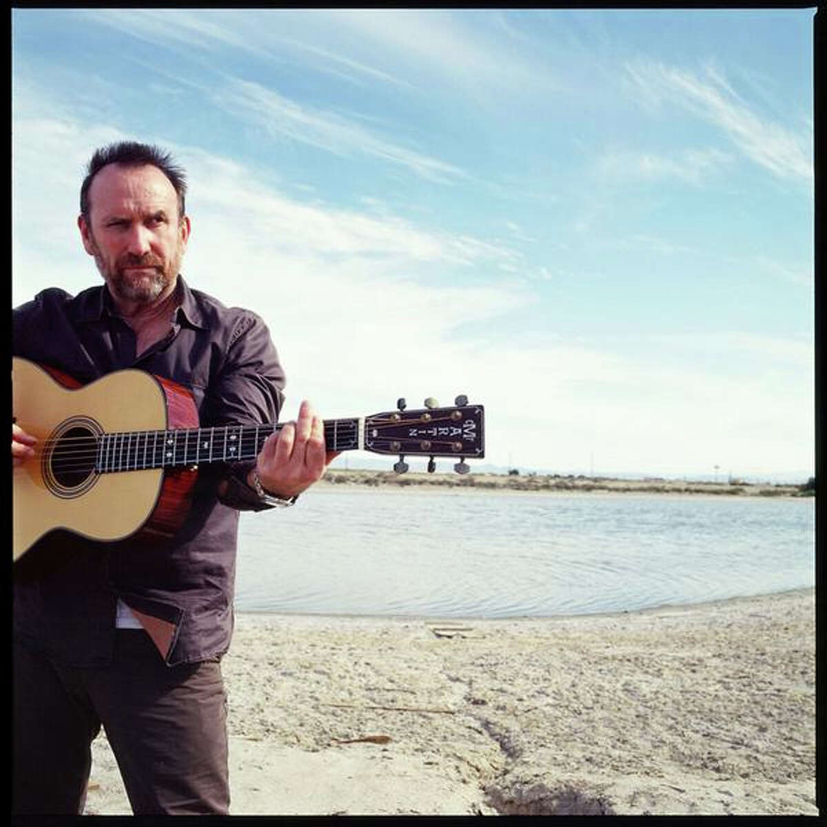 One of the most distinctive and commercial voices of the early '80s New Wave belonged to Men At Work frontman, singer-songwriter Colin Hay. The Australian rock act scored monster hits like