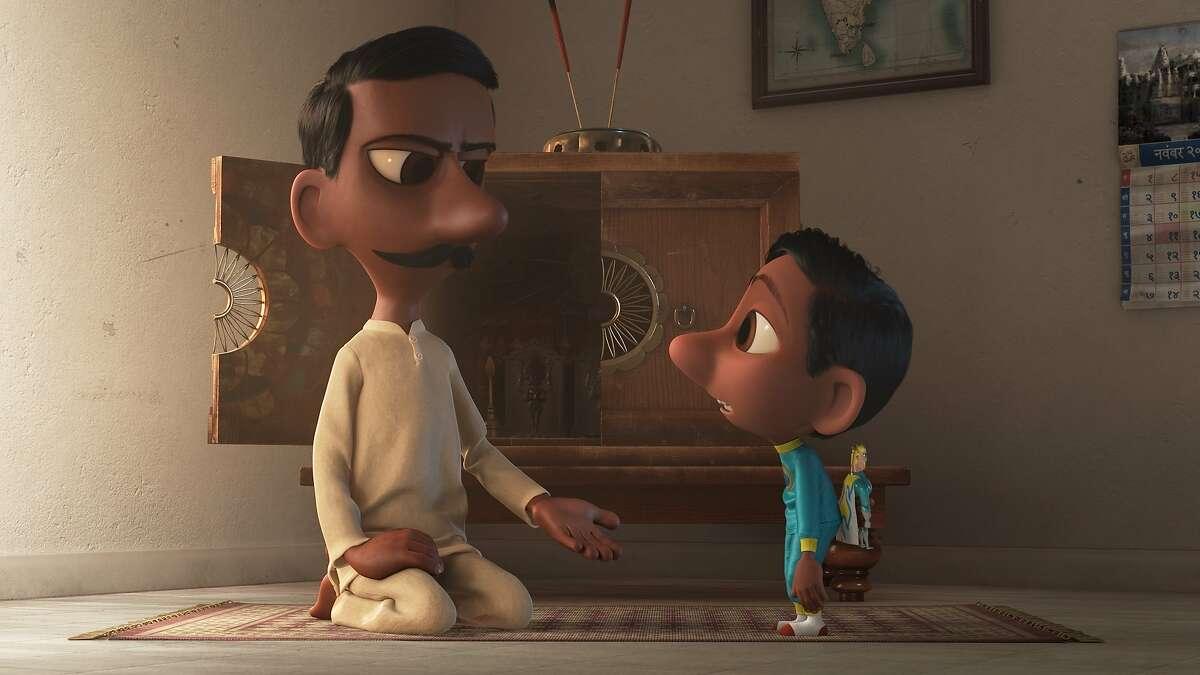 In Pixar Animation Studios'