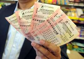 Powerball tickets sold in Ansonia, Conn. Jan. 8, 2106.