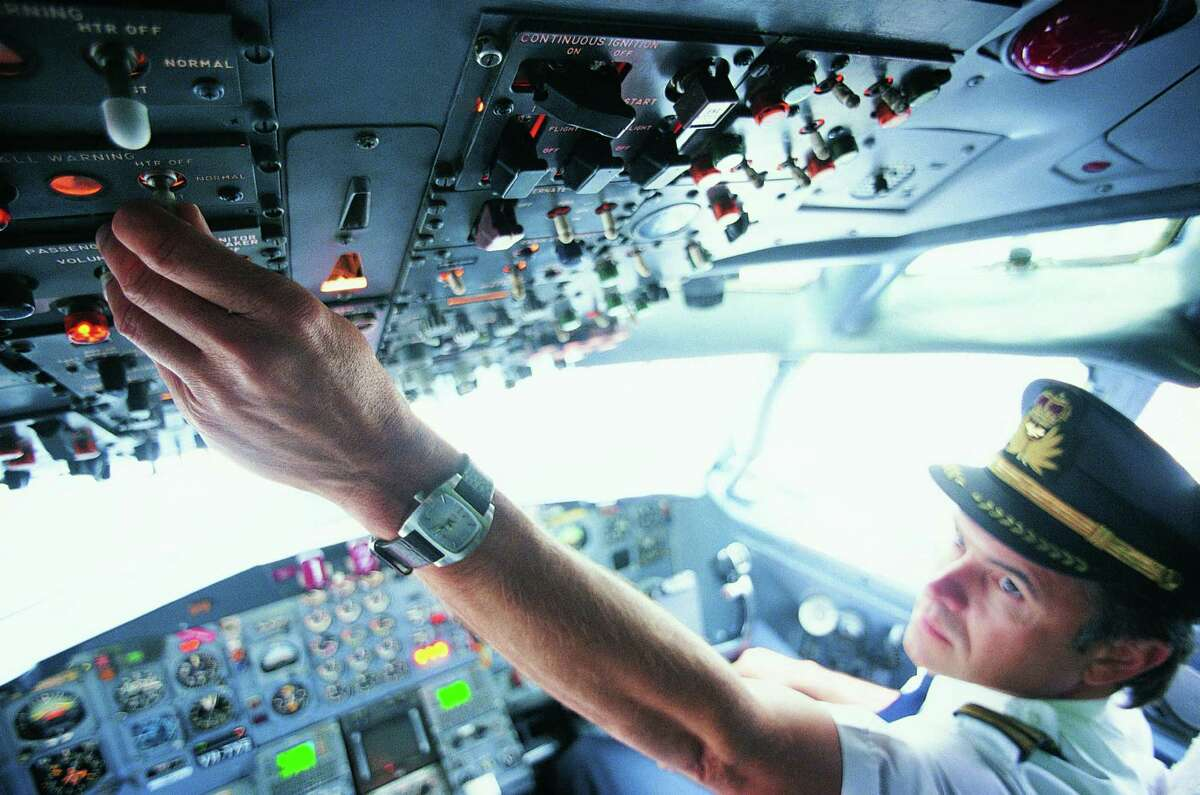 Commercial pilots Projected job growth: slower than average Training: moderate on-the-job training