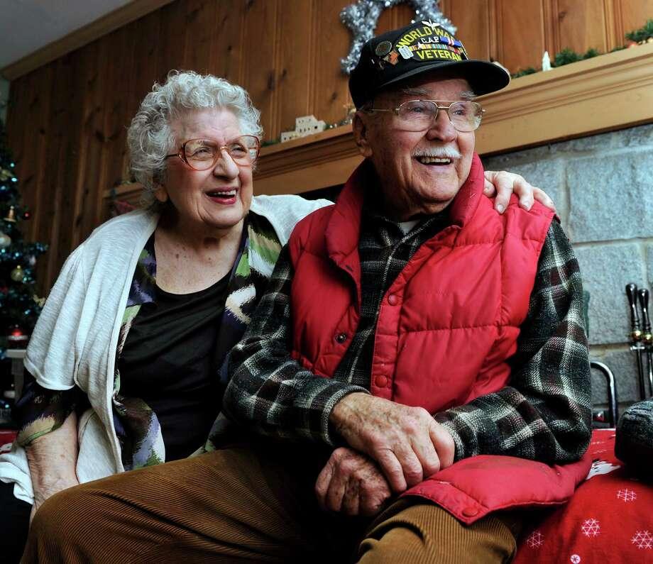 Volunteers Repair Redding Veteran's Roof