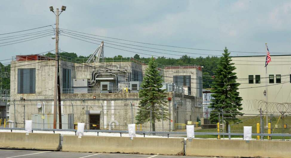Buildings at the Knolls Atomic Power Laboratory Tuesday, May 29, 2012, in West Milton, N.Y. (John Carl D'Annibale / Times Union archive)