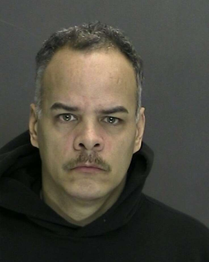 David Campos is charged in the November slaying of his estranged wife. (Troy police photo)