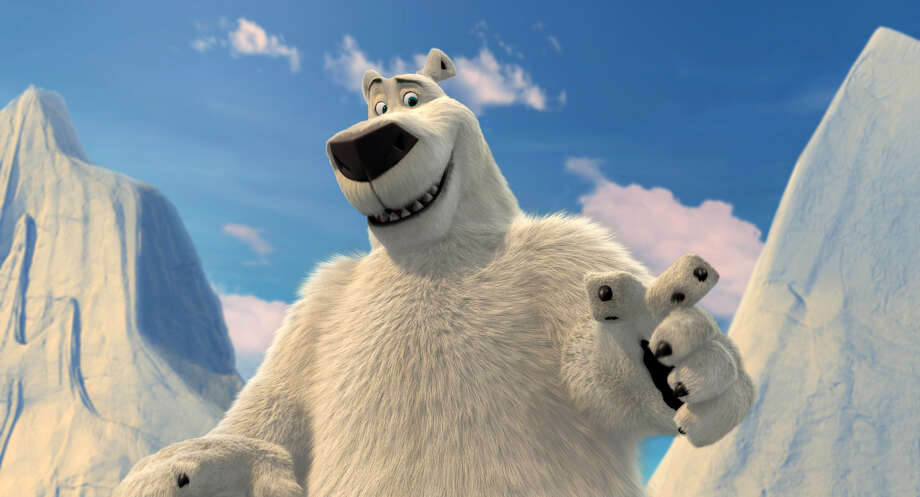 "Rob Schneider voices Norm in ""Norm of the North."" Photo: Lionsgate /  Lionsgate"