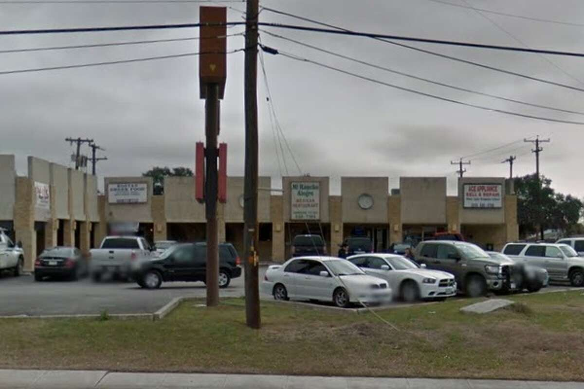 Mi Rancho Alegre: 12602 Nacogdoches Road, San Antonio, Texas 78233Date: 05/16/2017 Score: 78Highlights: Food not protected from cross contamination (eggs stored above ready-to-eat foods), employees did not wear gloves when handling ready-to-eat foods, caldo was expired.