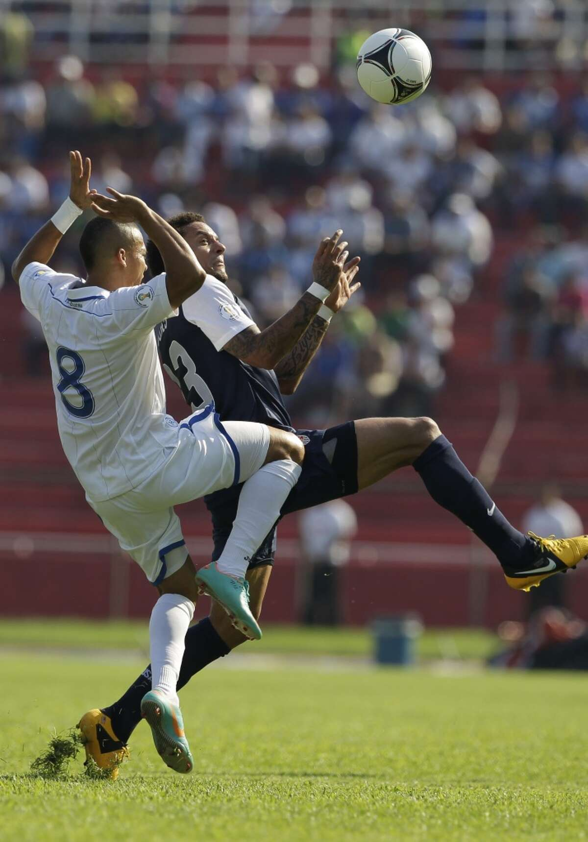 The Football War In 1969, at a World Cup qualifying match, tensions erupted between Honduras and El Salvador. El Salvador launched a military attack on July 14. The war lasted 100 hours, but the countries are still at odds with each other over immigration.