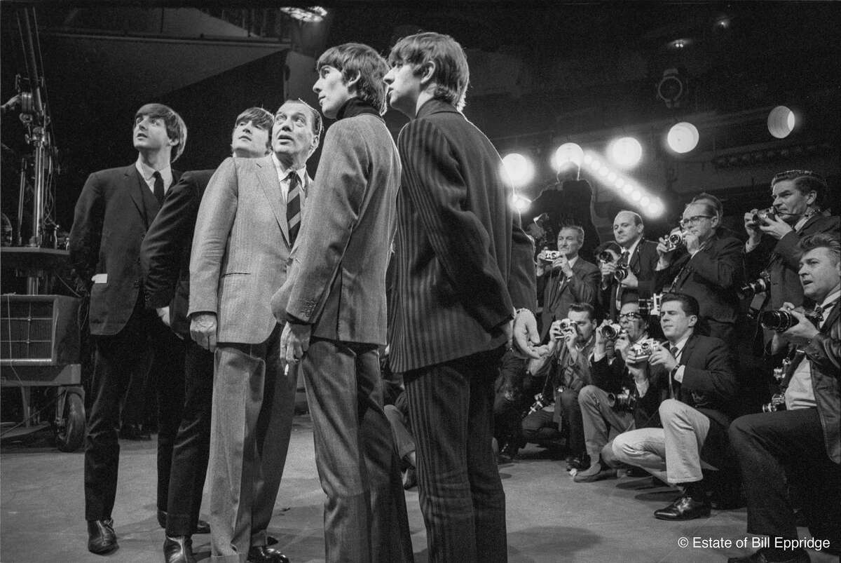 Iconic and very personal images of the Beatles taken by Life magazine photojournalist Bill Eppridge capture the craziness of the Fab Four's first six days in America, and are featured in a new exhibit in Danbury. The exhibit runs through March 13. Click here to find out more.
