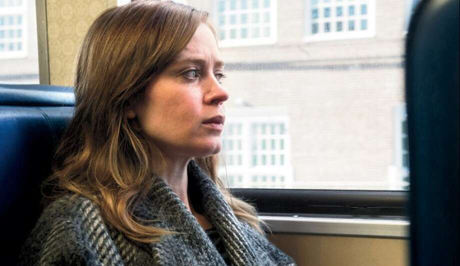 THE GIRL ON THE TRAIN, based on Paula Hawkins' 2015 thriller of the same name