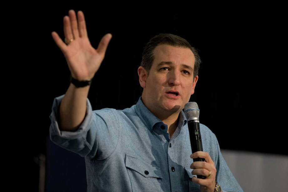 If you're counting out Texas Sen. Ted Cruz from a general election win should he secure the GOP nomination, you ignore both current events and history. Photo: Jae C. Hong /Associated Press / AP