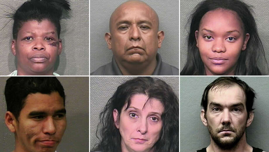 These subjects were arrested by Houston Police in December 2015 and charged with felony DWI. Photo: Houston Police Department