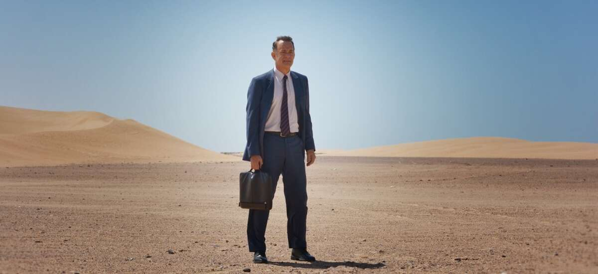 A Hologram for the King opening April 22. A failed American businessman looks to recoup his losses by traveling to Saudi Arabia and selling his idea to a wealthy monarch. Starring Tom Hanks, Ben Whishaw, Sarita Choudhury, Tom Skerritt.
