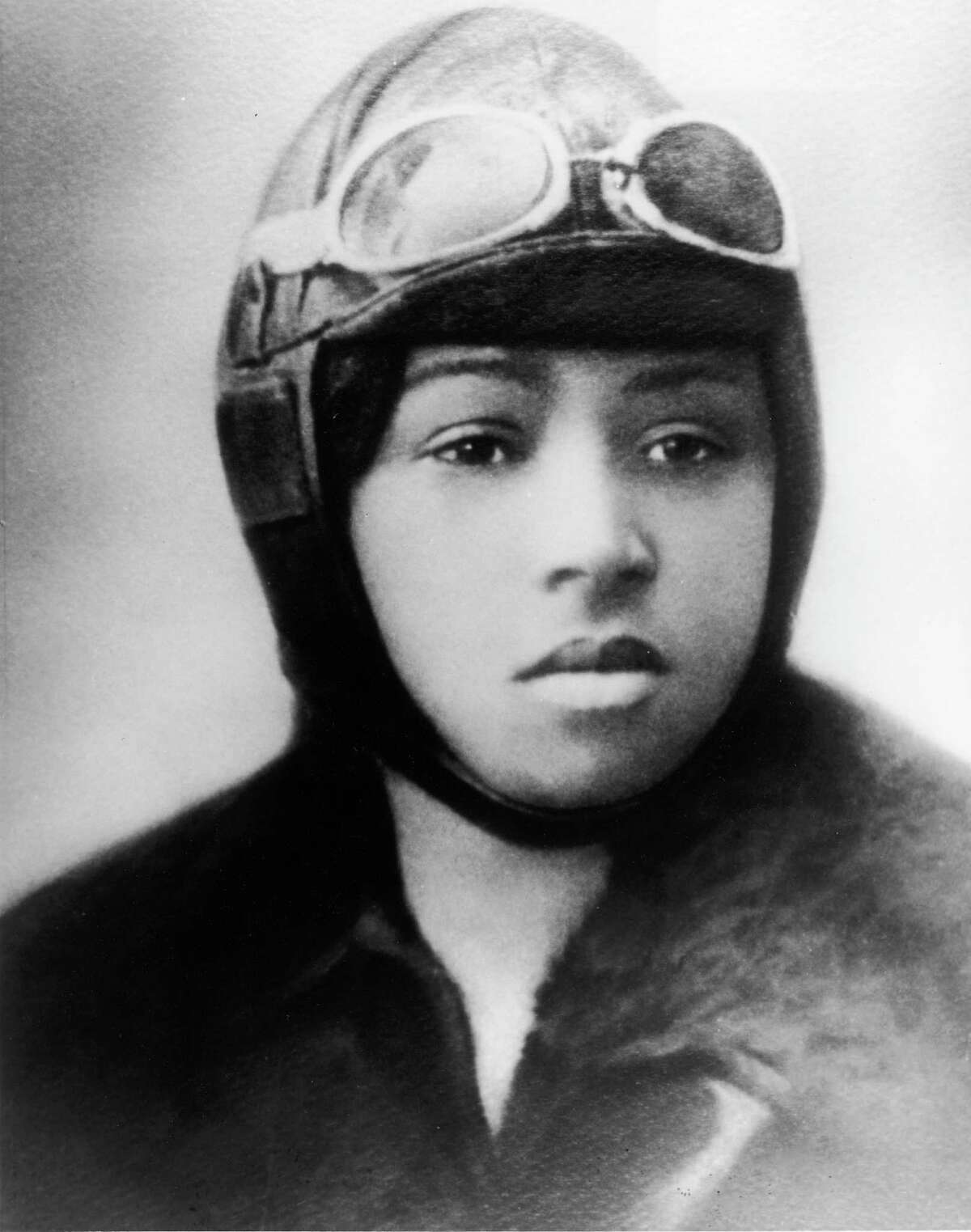 Bessie Coleman Born in 1892 in Atlanta, Texas, Bessie Coleman was the first Black woman and first Native American woman to earn a pilot's license and an overall pioneer in aviation. Because U.S. aviation schools didn't grant women or people of color pilot's licenses, she learned French, then studied abroad in France where she earned her license before eventually returning to the states.