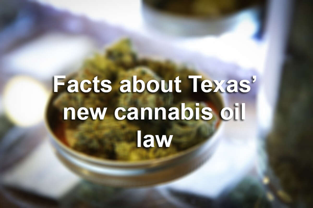 Scroll through the slideshow for 10 quick facts about Texas' new cannabis oil law.
