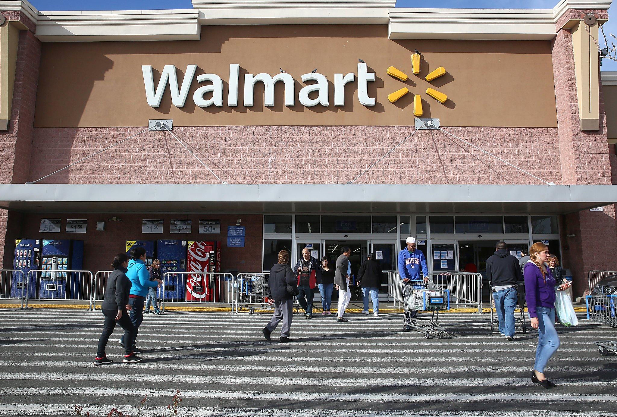 Oakland Walmart Store Among 269 Set To Close Sfgate
