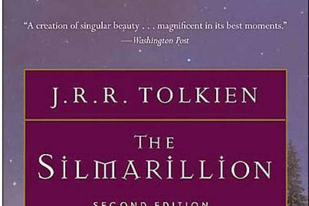 FAVORITE BOOK: The Silmarillion by J.R.R. Tolkien