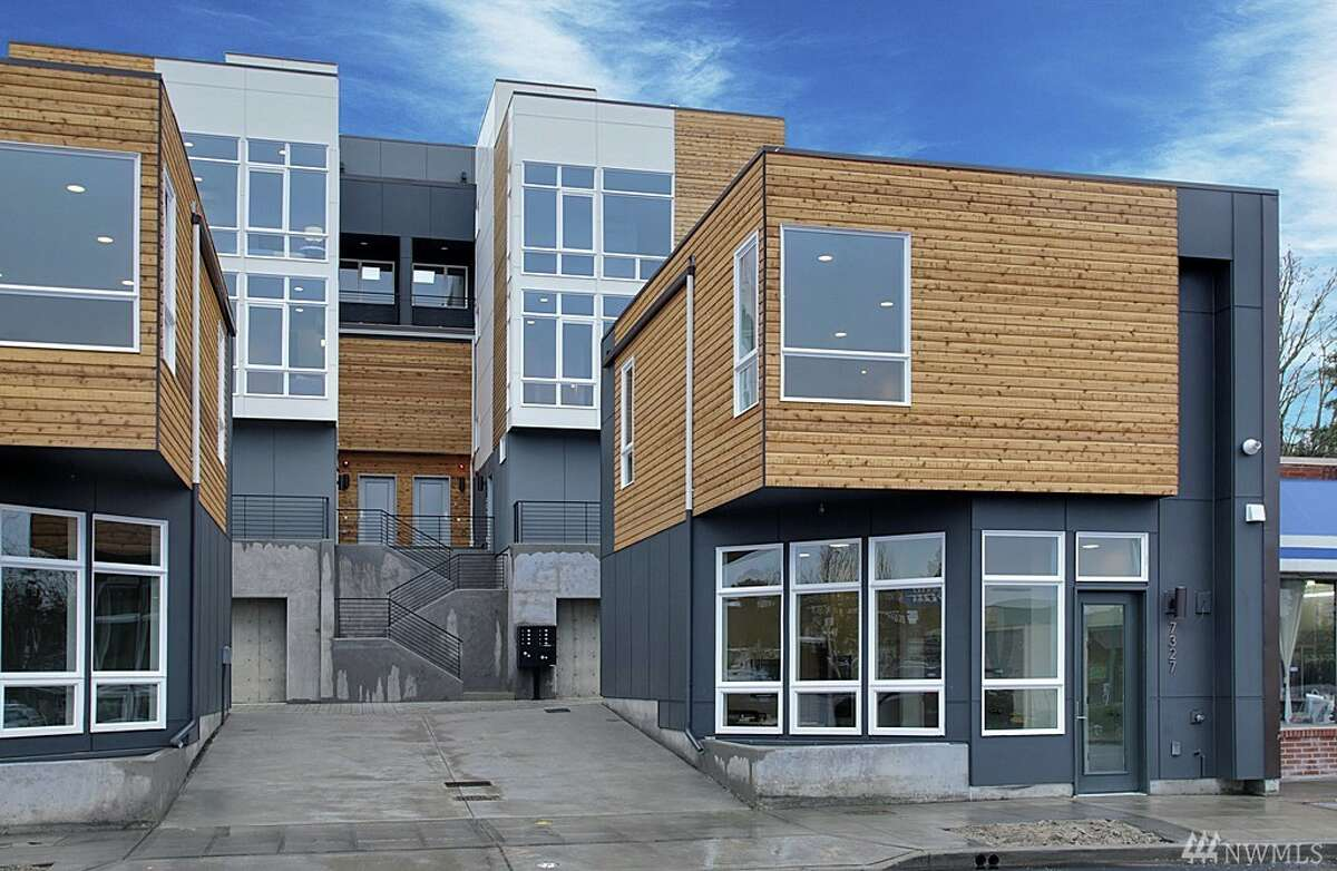 The first home, 7327 35th Ave. N.E. Unit A, is listed for $514,950. The one bedroom, 1.5 bathroom townhome in Wedgwood is newly built this year.  There will be a showing for this home on Saturday, Jan. 16 from 12 - 3 p.m. and Sunday, Jan. 17 from 2 - 5 p.m. You can see the full listing here.