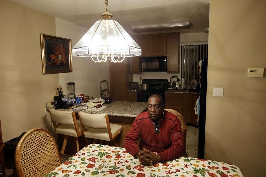 Pastor Yul Dorn says his home foreclosure was due to bank mishandling. Photo: Marcio Jose Sanchez, Associated Press