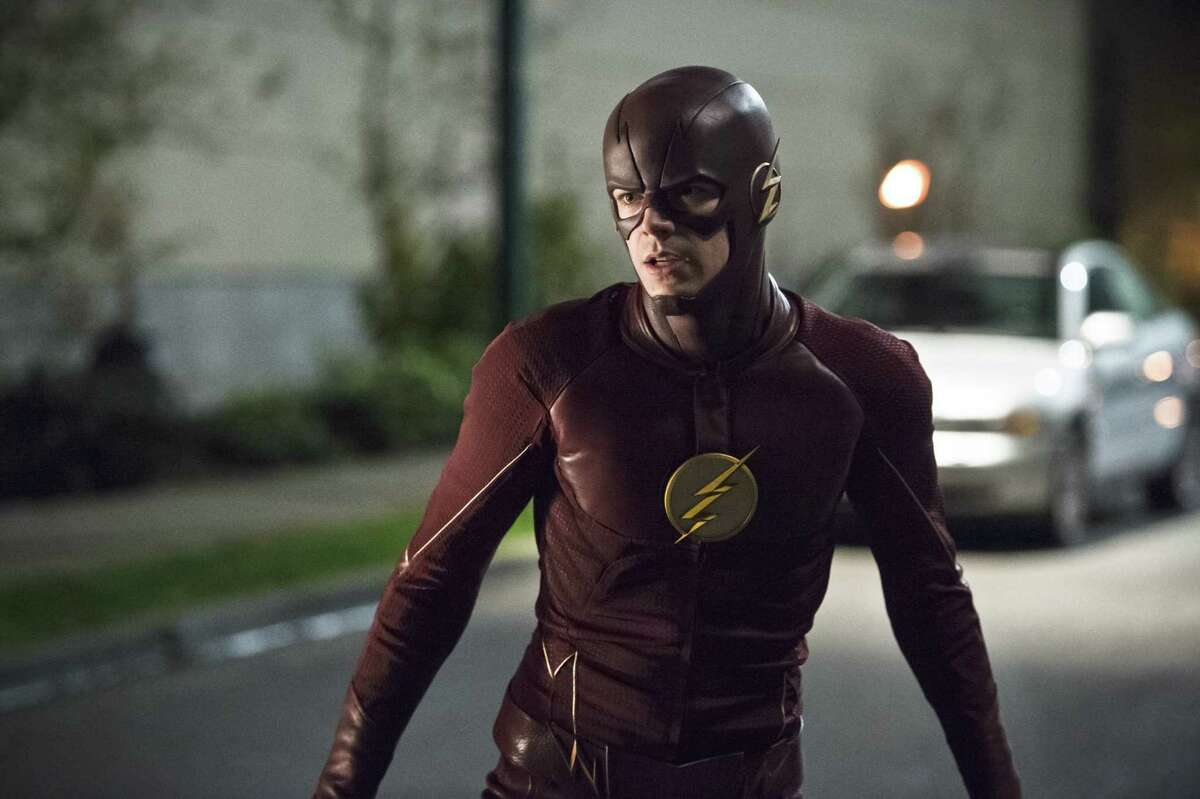Grant Gustin as the Flash/
