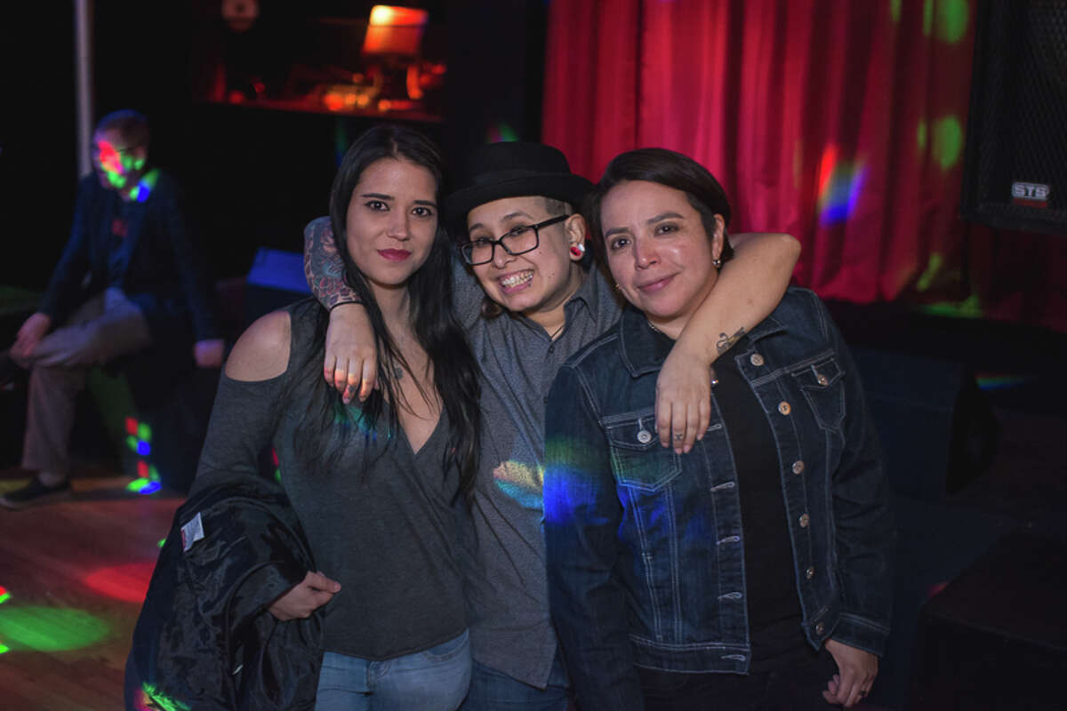 Rebel Grrrl Wesdnesdays: DJ Mighty Iris spins nothing but female-fronted groups at the new bar run by Girl in a Coma rockers Phanie Diaz and Jenn Alva. Check out the Bang Bang Bar, Wednesday nights.