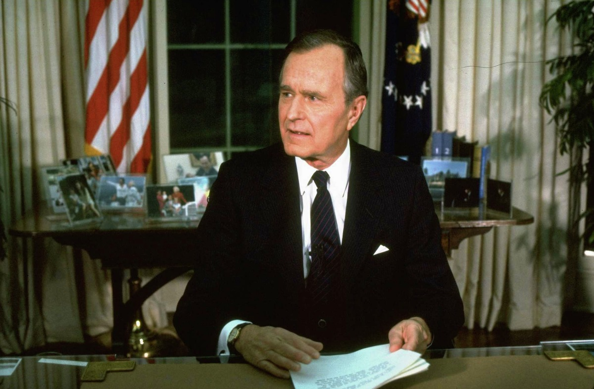 5. George H.W. Bush C'mon, you can beat 'em! Houston's favorite ex was 68 when he left office in 1993, and has logged another 23.5, roughly, since ... and counting.