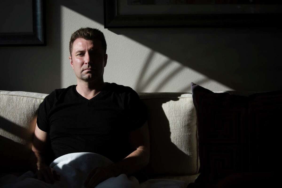 John Gaspari, 39, says in a lawsuit that he was harassed for being gay while working at a local oil services firm.