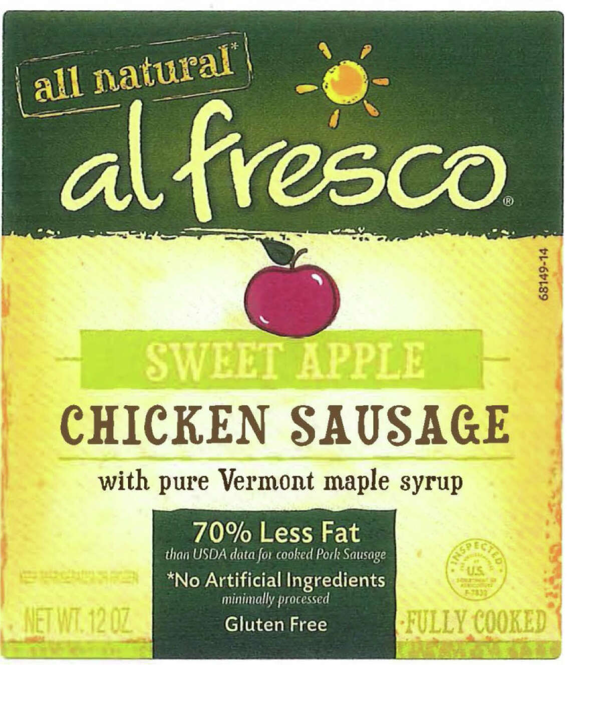 Kayem Foods Inc., a Chelsea, Mass. establishment, is recalling approximately 22,182 pounds of chicken sausage products due to misbranding, according to the U.S. Department of Agriculture's Food Safety and Inspection Service. Recall 006-2016 Labels