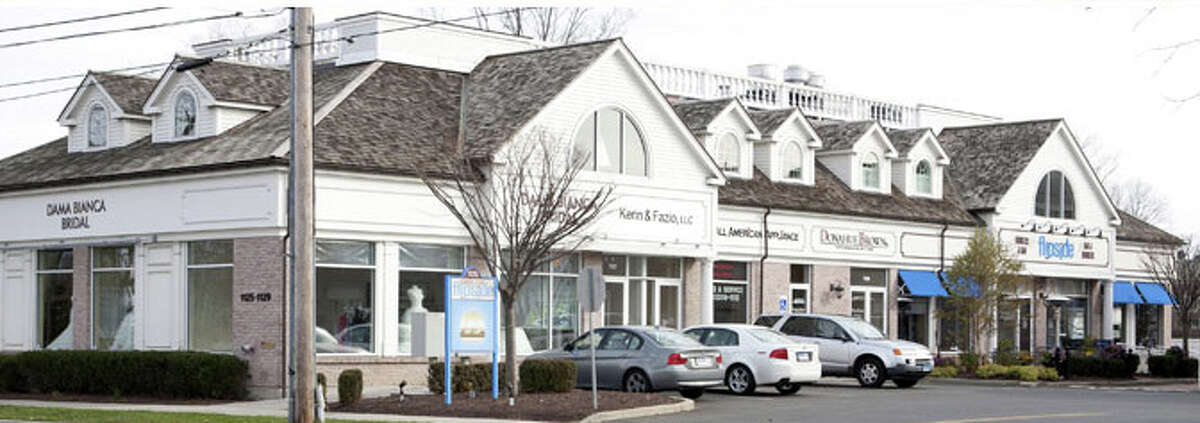 The Rings End Center, a Post Road property with Flipside restaurant, a gas station, retail outlets and offices, is one of Kleban Properties' local holdings.