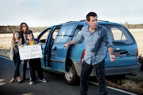 The Detour   is former  Daily Show  correspondent Jason Jones' new family sitcom about a disastrous road trip. It will debut on TBS sometime later this year.