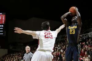 Basketball game day: Cal vs. Stanford - Photo