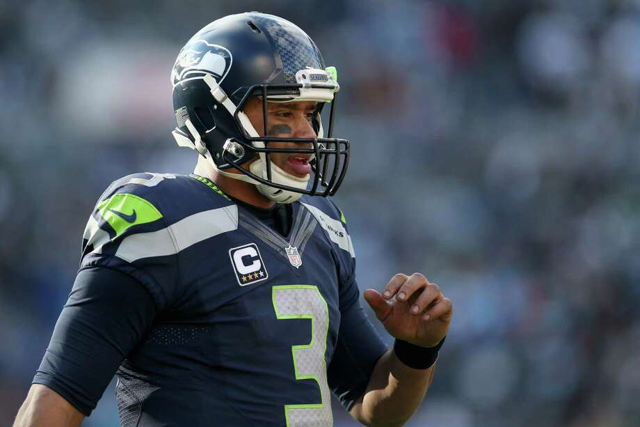 3. QB Russell Wilson Photo: Patrick Smith, Getty Images / 2016 Getty Images