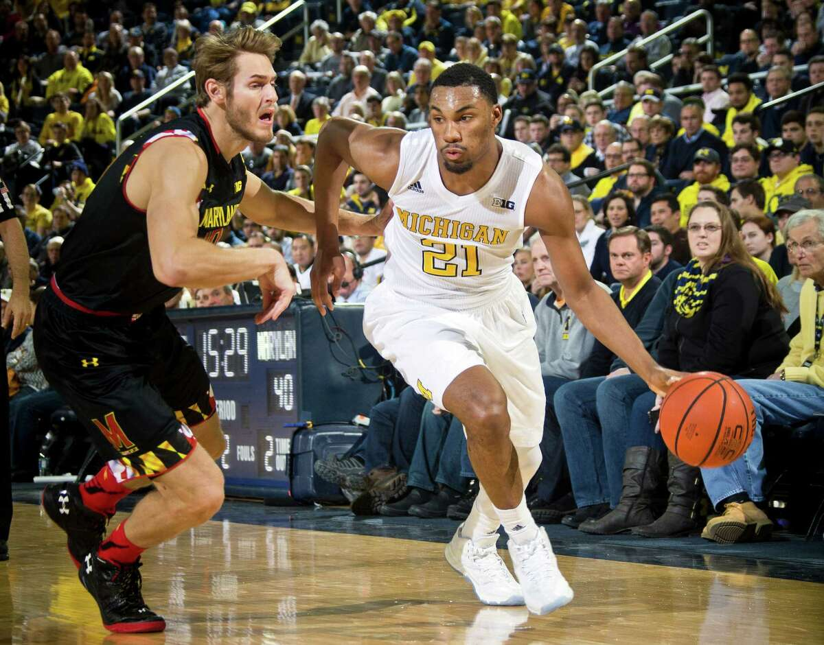 Four big upsets Michigan 70, No. 3 Maryland 67 The Terrapins' starting backcourt finished 4-of-17 from the field, and the Wolverines snapped a nine-game Maryland win streak on Tuesday.