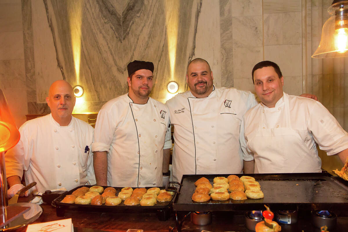 Friday: Cast your vote for your favorite in the Slider Slam!, part of the Albany Chefs'  Food & Wine Festival on Saturday.