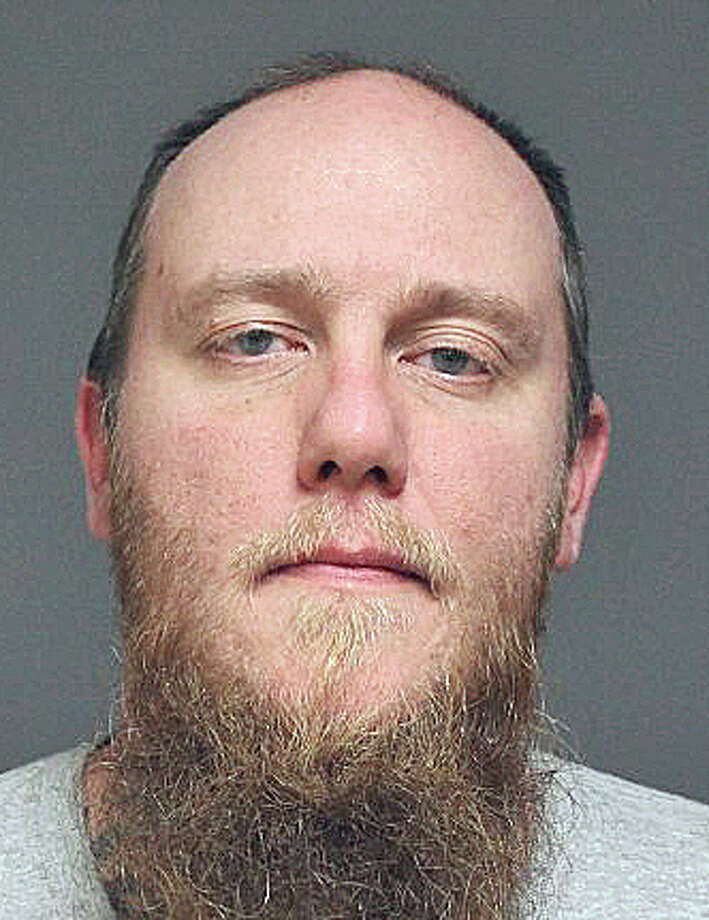 Christopher R. Freer, 36, of Ansonia, was arrested early Friday. Photo: Contributed Photo / Hearst Connecticut Media /  Fairfield Citizen contributed
