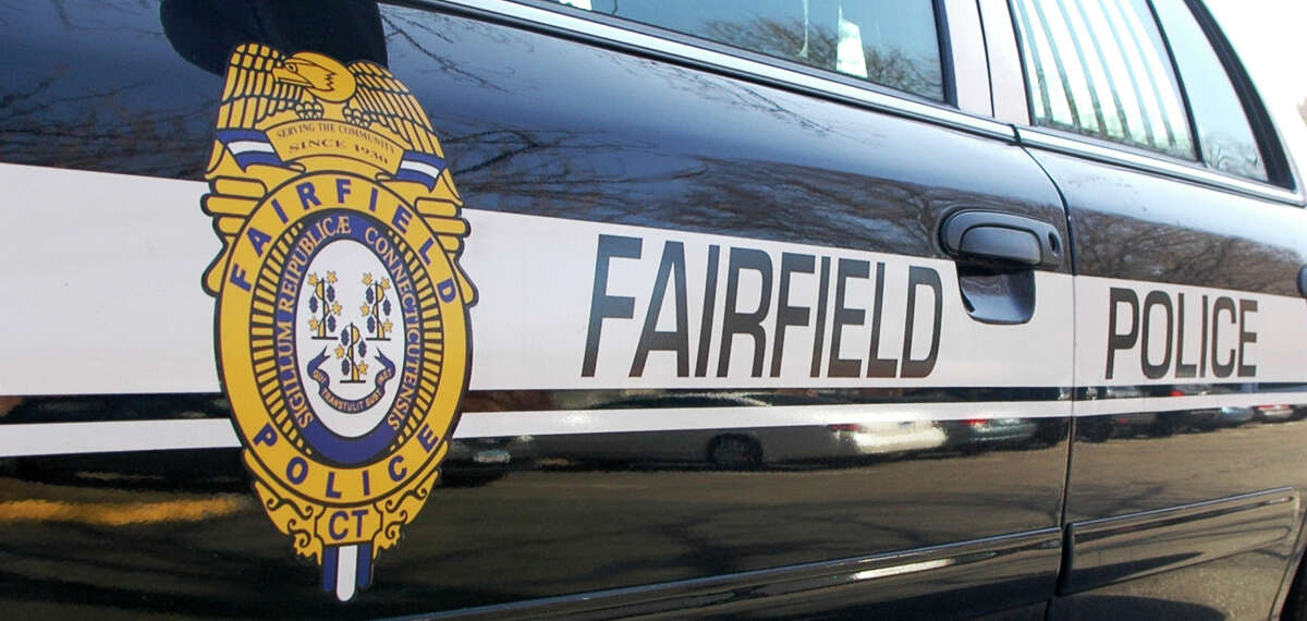 Fairfield Police car emblem