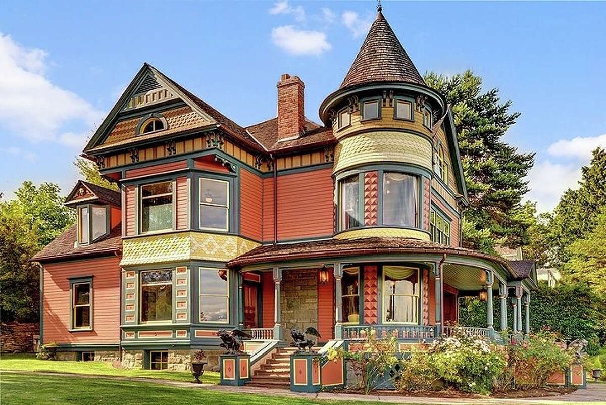 The house at 1630 36th Ave. is listed for $2.795 million.