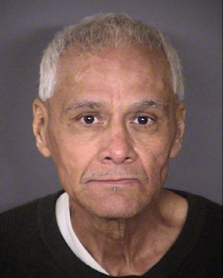 Andrew Hernandez Garza, 63, faces a charge of aggravated robbery. Photo: Bexar County Sheriff's Office